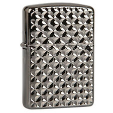 Zippo 28186 armor ebony finish full size Lighter