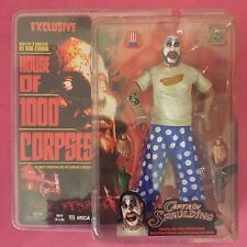 Rob Zombie Exclusive House of 1000 Corpses Captain Spaulding Neca Reel Toys
