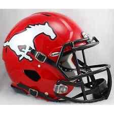 CALGARY STAMPEDERS Riddell Revolution SPEED CFL Football Helmet