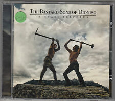 THE BASTARD SONS OF DIONISIO - in stasi perpetua CD