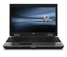 HP EliteBook 8540w Notebook / 4 GB / 250 GB / i5 2,4 GHz / NVIDIA / WIN 7 / A-