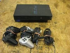 PS2 - Playstation 2 - SCPH-50001 -- Thick Video Game Console       (lot 10567)