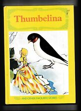 Thumbelina-Snow Queen-Five Peas in a ---Michael Hornby-Rokuro Komamiya---hc/1968