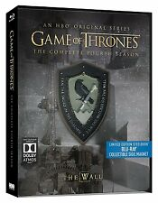 Game of Thrones: Season 4 - Limited Edition Steelbook w/Collectible SIGIL Magnet