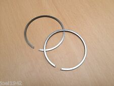 185 CC  PISTON RINGS 64.00 MM X 1.5 RINGS. FOR LAMBRETTA GP-LI-SX-TV BRAND NEW