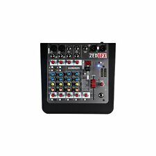 Allen and Heath ZED-6FX Compact Analog Effects Solo Church School Live Mixer