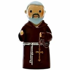 "St. Padre Pio Patron of Adolescents ""Little Drops Of Water"" Statue Figure NEW"