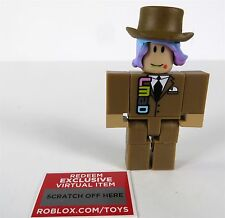 Roblox Blind Box Series 1 Lets Make A Deal Unused Code Blind Box Figure NEW