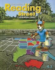 READING 2013 COMMON CORE STUDENT EDITION GRADE 4.1, Scott Foresman, New Book