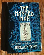 """OCCULT. """"THE HANGED MAN"""" by Sheldon Kopp. First Edition. Cloth."""
