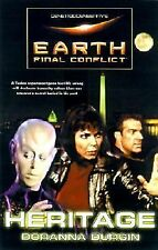 Gene Roddenberry's Earth: Final Conflict--Heritage-ExLibrary