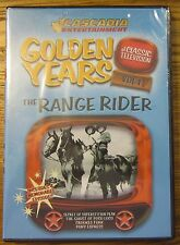 The Range Rider Vol. 1 From 1951-1952 Golden Years of Classic Television DVD
