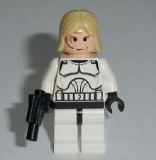 STAR WARS Lego Luke Clone Trooper w/blaster Custom NEW Genuine Lego parts #58
