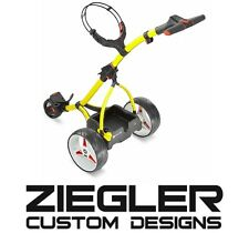 NEW 2016 Motocaddy ZIEGLER S1 Yellow with Lithium