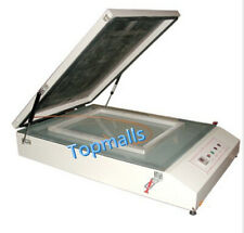 "24""*35""Vacuum Cold Light Illuminator UV Exposure Unit Screen Printing Machine"
