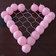 Heart-Shaped Balloon Grid For Party Supplies Wedding Balloon Modeling Accessory