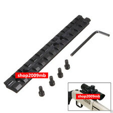 5.5'' Picatinny/Weaver Rail Scope Mount 13 Slots FIT FOR MOSSBERG 500,590,835
