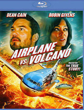 Airplane vs. Volcano (Blu-ray Disc, 2014) Dean Cain, Robin Givens  **GREAT!!**