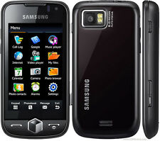 BLACK SAMSUNG S8000 JET MOBILE PHONE - UNLOCKED WITH NEW HOUSE CGR AND WARRANTY