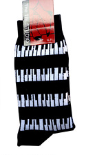 Keyboard Socks - Gift for Pianist - Music Themed Gift - Musical Socks