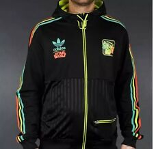 Adidas Originals Star Wars Bobba Fett Rasta Hoodie Hoody Jacket All  Size's