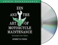 Zen and the Art of Motorcycle Maintenance : An Inquiry into Values by R. Pirsig