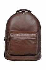 New Large Backpack Tan 1005 Stylish Duffle Travel Gym Real Genuine Leather Bag