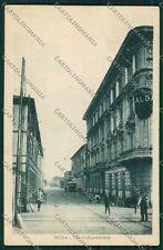 Milano Meda PIEGA ABRASA cartolina QQ8144