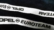 Opel Lanyard Motorsport OPC euro team racing 90er años DTM llavero keyhold