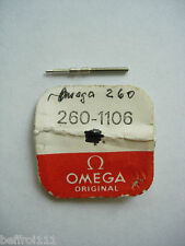 piéce part Omega 260 1106 tige de remontoir montre watch swiss 23
