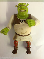 2004 Hasbro Shrek 2 Slammin' Arm Swamp Gas Shrek Figure Only! See Pics!