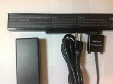 W2014 External Laptop Battery NEW CHARGER for GATEWAY SQU-412 6020 AND MORE
