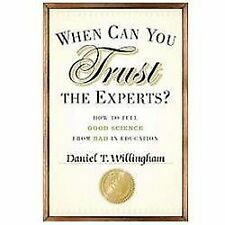 When Can You Trust the Experts: How to Tell Good Science from Bad in E-ExLibrary