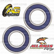 All Balls Front Wheel Bearings Bearing Kit For Sherco Trials 2.5 2000 00 Trials