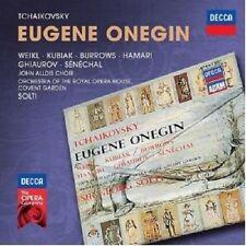 EUGENE ONEGIN 2 CD NEU TSCHAIKOWSKY,PETER ILJITSCH