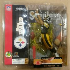 McFarlane Sportspicks NFL series 7 HINES WARD action figure-Steelers-NIB