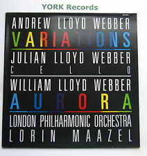 ANDREW LLOYD WEBBER - Variations - Excellent Con LP Record Philips 420 342-1