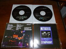 Metallica & Orchestra Of St.Luke's / A Touch Of Grass - Live 1999 ORG 2CD *B