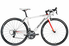 2011 Specialized Tarmac Comp SL2 Road Bike 49cm XS Carbon Shimano Ultegra