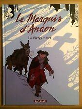 LE MARQUIS D'ANAON - T2 : La Vierge noire - EO