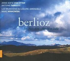 Berlioz: Nuits D'ete-Harold in Italy, New Music