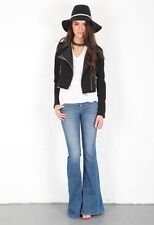 NWT J Brand Chrissy flare/bell bottom jeans, urban outfitters Free People ,sz 25