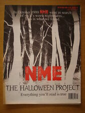 NME 1999 OCT 30 HALLOWEEN PROJECT OASIS NEW BAND TRAVIS