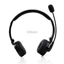 For Trucker PS3 Bluetooth 4.1 Stereo Noise Cancelling Boom Mic Headset Headphone