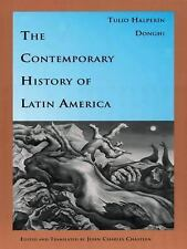 The Contemporary History of Latin America (Latin America in Translatio-ExLibrary