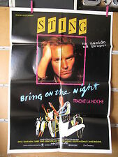A1926       BRING ON THE NIGHT STING