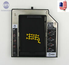12.7mm 2nd SATA HDD SSD Caddy For IBM Lenovo Thinkpad T420 T520 W520 W510 T510