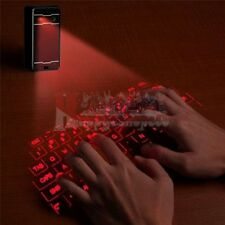 Wireless Bluetooth Full-Size Virtual Laser Keyboard Mouse for iPhone iPad