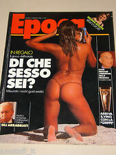 EPOCA=1987/1923=ANTONIO RUBERTI=DAVID ZARD=ELVIS PRESLEY MANIA=JULIEN GREEN=