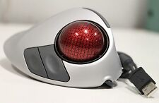 Microsoft Trackball Explorer 1.0 USB Ergonomic Mouse